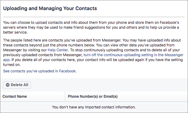 Facebook-delete-contacts