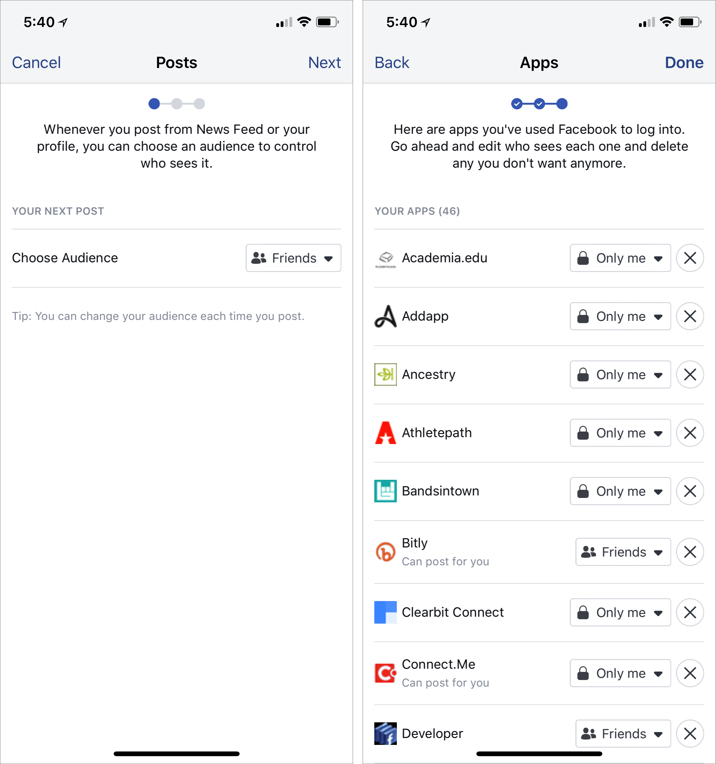 Facebook-iOS-Privacy-Checkup
