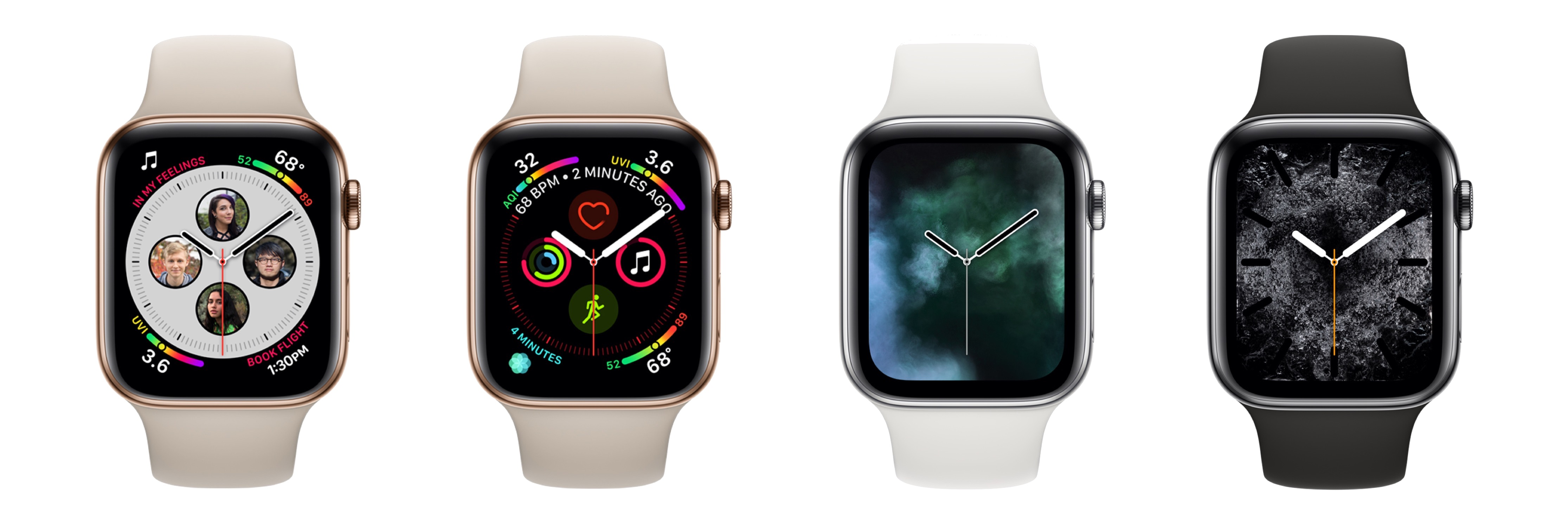Apple-Watch-Series-4-faces