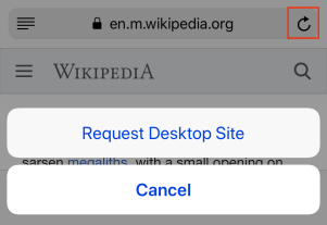 Desktop-site-Wikipedia