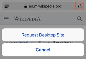Desktop-site-Wikipedia