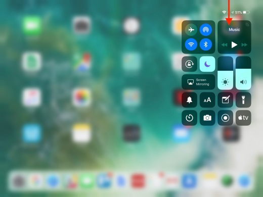 Control-Center-iOS-12-iPad